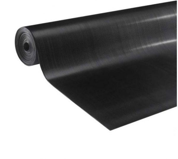 Projectmat rubber Alfa 100/120 cm breed. Verkrijgbaar in iedere gewenste lengte
