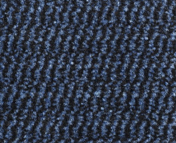 Schoonloopmat Spectrum 010 Blue