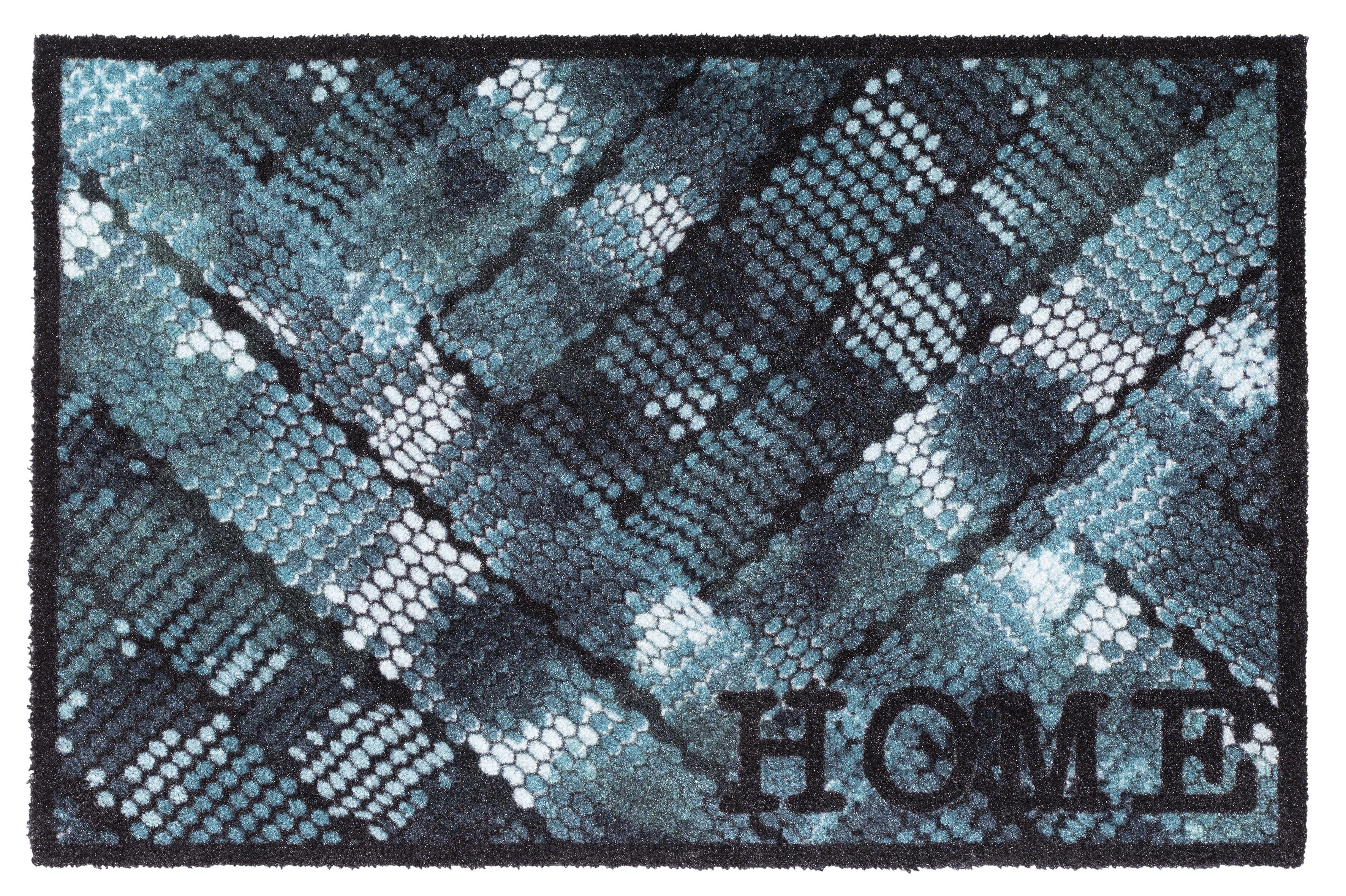 039 home blue texture 50×75